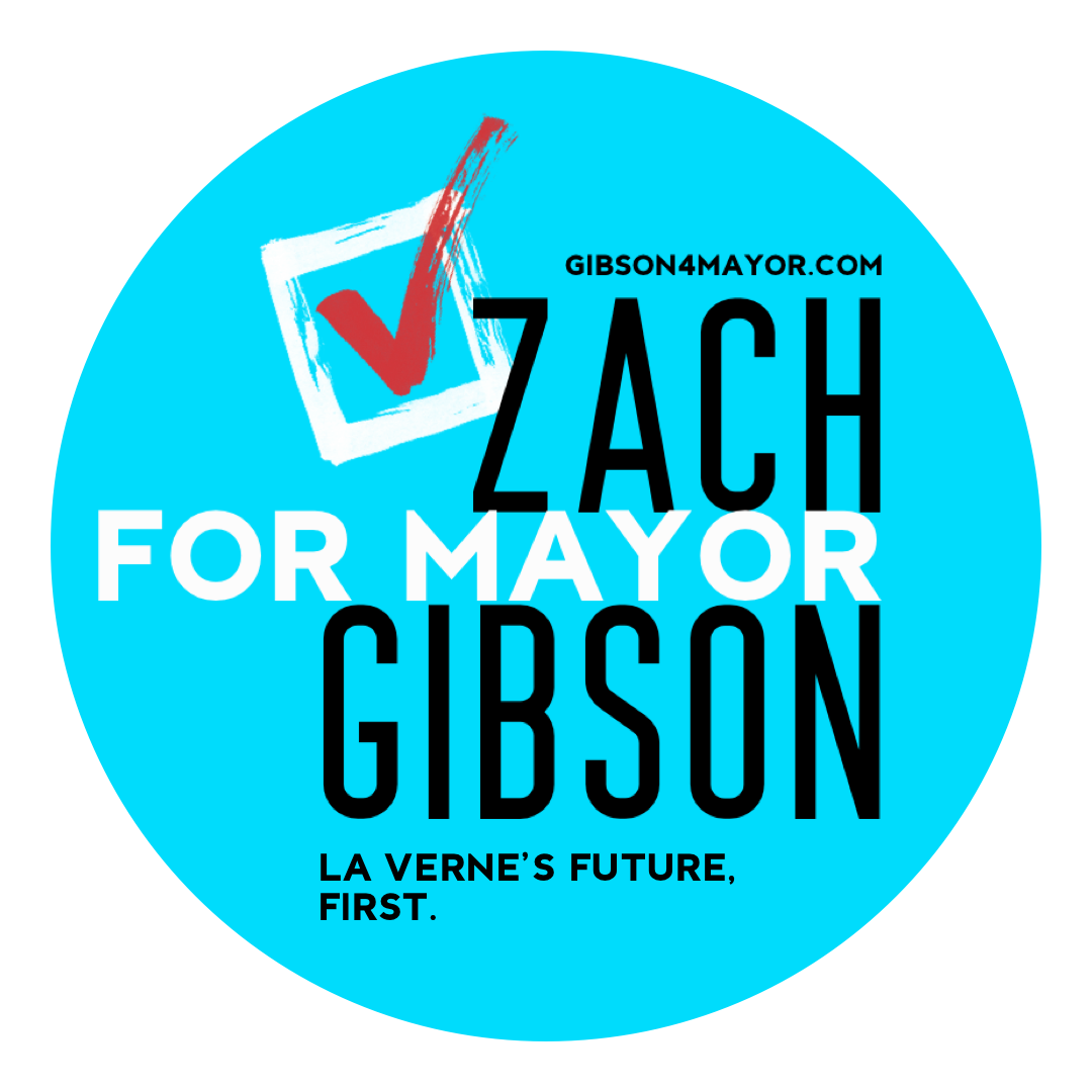 GIBSON FOR MAYOR